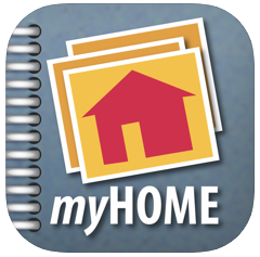 My Home logo