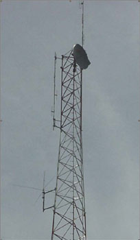 Emergency Alert System Tower image